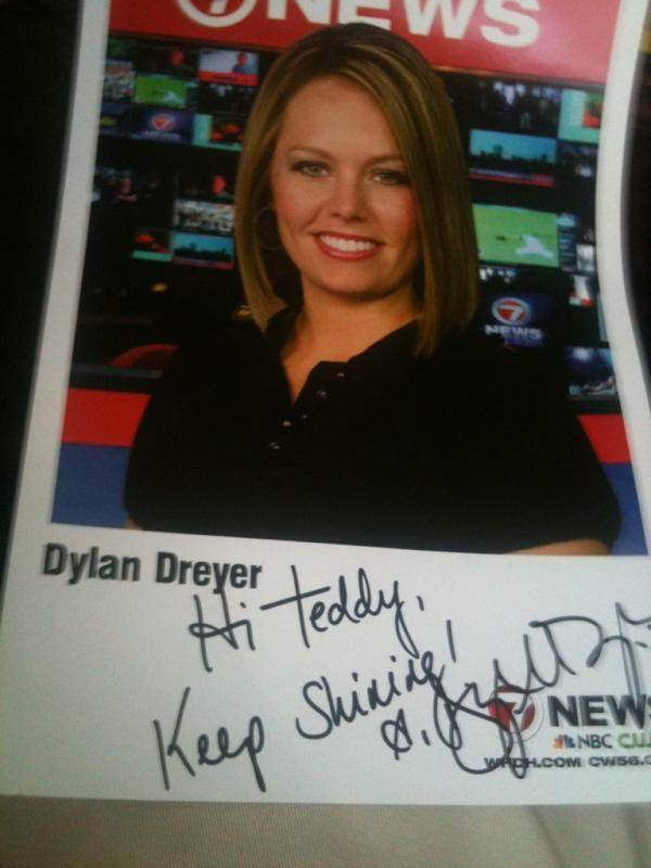 Dylan Dreyer Marrying A Camera Guy And Tweeting Pics Of Their Honeymoon Will Haunt Me Forever